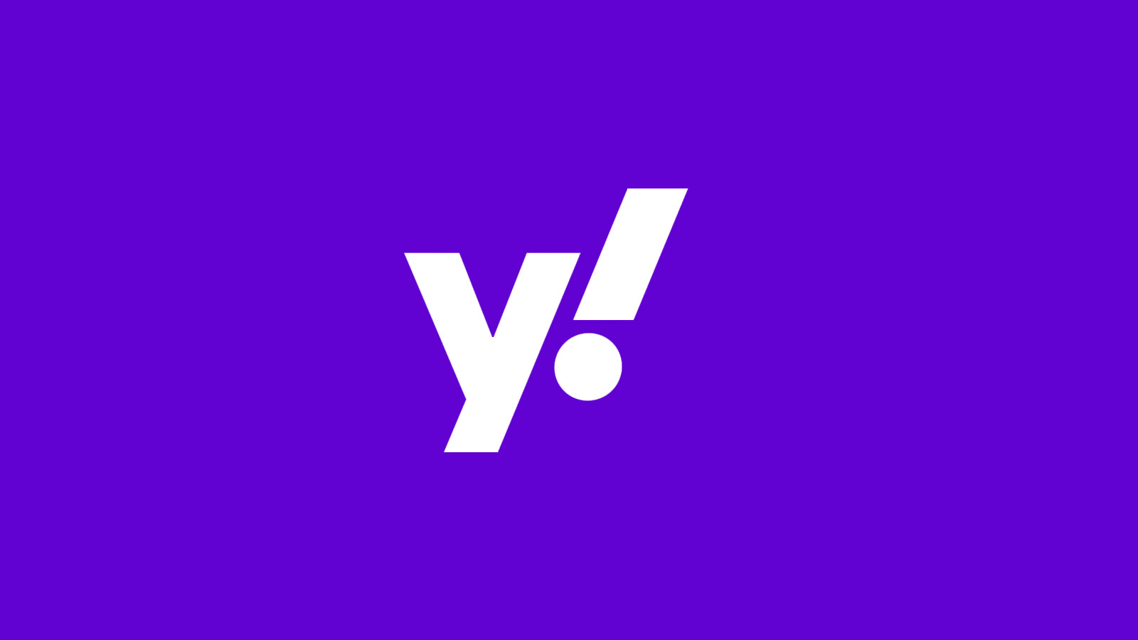 sign in to yahoo